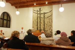 Ekumenická bohoslužba v Uhříněvsi 21. 1. 2019