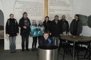 Modlitební vycházka Hradčany 2016