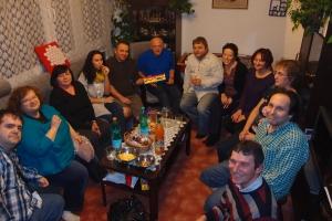 Skupinka - O výletu do Norska