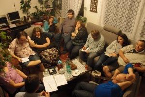 Týmová práce (organizační setkání 11-2014)