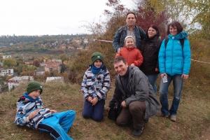 Výlet do Prokopského údolí 2016
