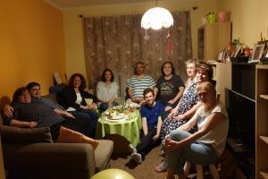 Za života domácích skupinek - jaro 2019